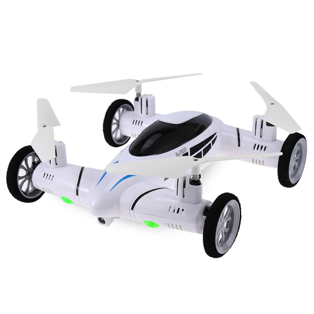 Coupcou.com: SY X25 2.4G RC Quadcopter Land / Sky 2 in 1 UFO with 0.92MP Camera