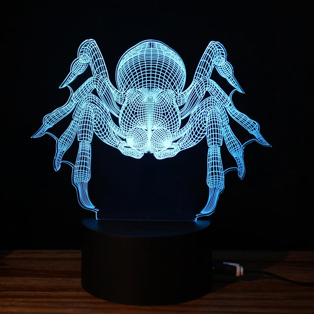 Coupcou.com: M.Sparkling TD200 Creative Animal 3D LED Lamp
