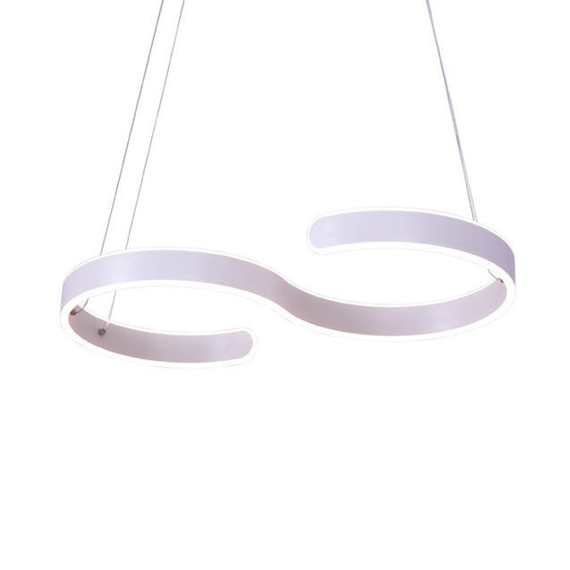 Coupcou.com: Lazada Pendant Light Modern/Contemporary Chrome Feature for LED Acrylic Living/Dinning/Kids/Office Room/ Bedroom