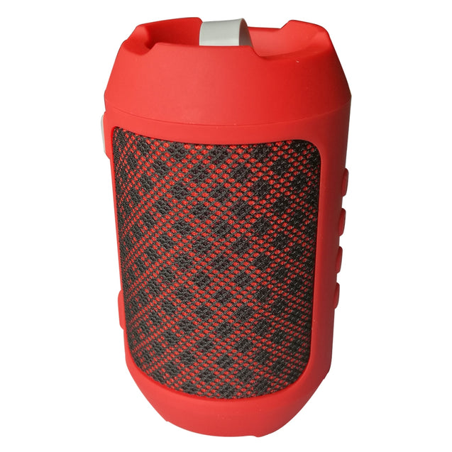 Coupcou.com: Bs-116 Music War Drum Bluetooth Portable Audio Mini Outdoor Speakers