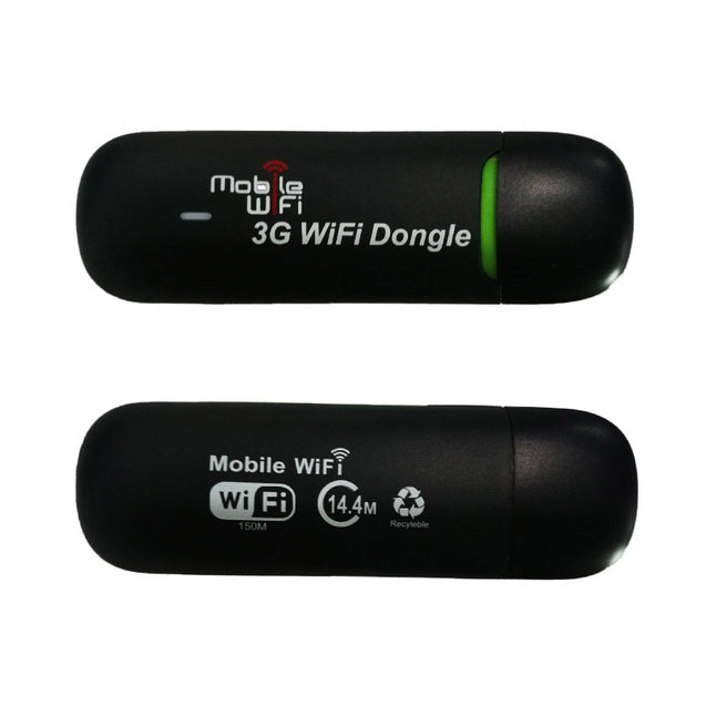 Coupcou.com: USB 3G WiFi Hotspot Wireless WCDMA Modems With SIM Card Slot