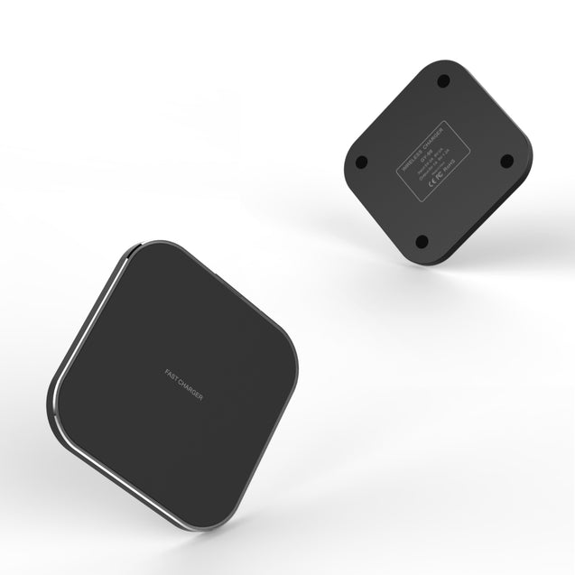 Coupcou.com: Square Aluminum Alloy Fast Charging Charger
