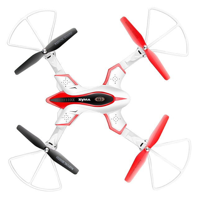 Coupcou.com: SYMA X56W Selfie Foldable RC Drone RTF with Flight Track / 360 Degree Flips
