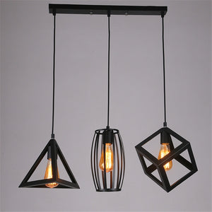 Coupcou.com: Nordic Iron Industry Vintage Home Decor Pendant Light Fixtures Restaurant DD-30