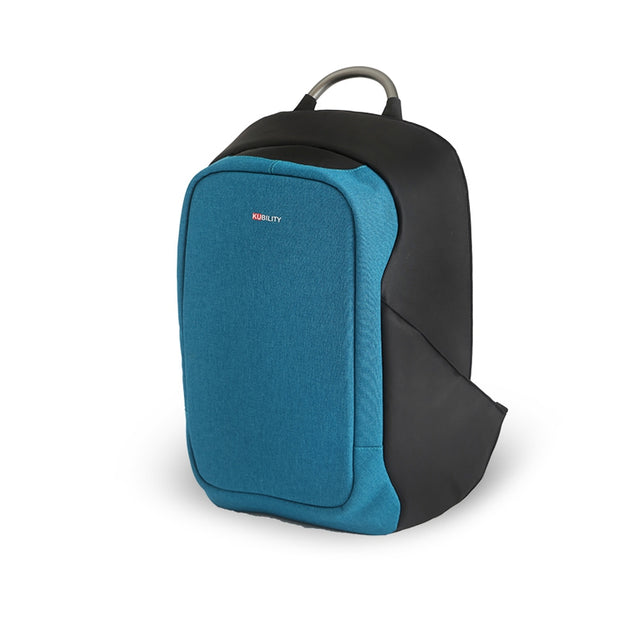 Coupcou.com: Kubility Large-capacity Shoulder Computer Bag 15.6-inch Backpack Anti-theft