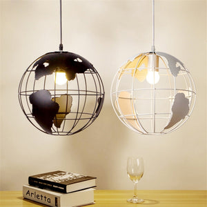 Coupcou.com: Nordic Iron Industry Vintage Home Decor Pendant Light Fixtures Restaurant DD-32
