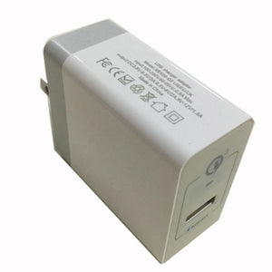 Coupcou.com: XY-QC3.0 Single USB3.4A Smart Phone Smart Fast Charge