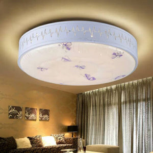 Coupcou.com: X809 - 60W - 3S Tri-color Convert Simple Ceiling Lamp