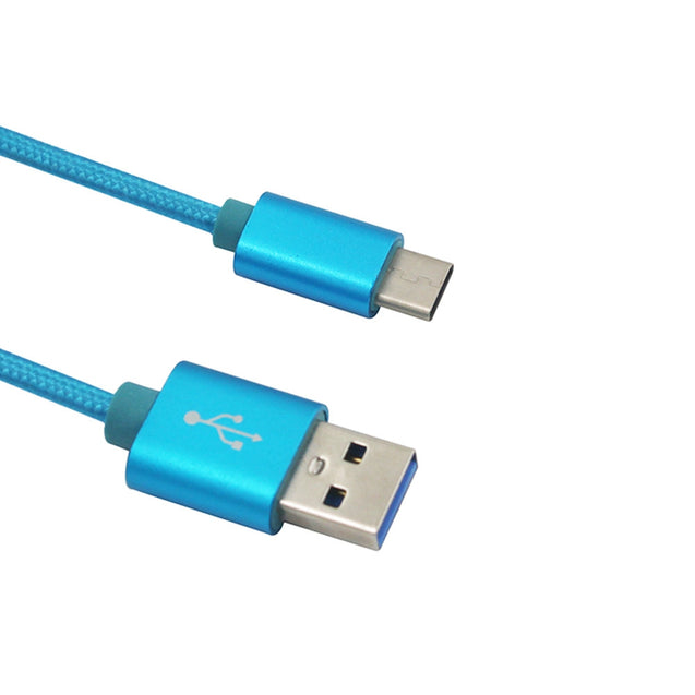 Coupcou.com: USB 3.1 Type-C to USB Charge Data Sync Cable 25CM