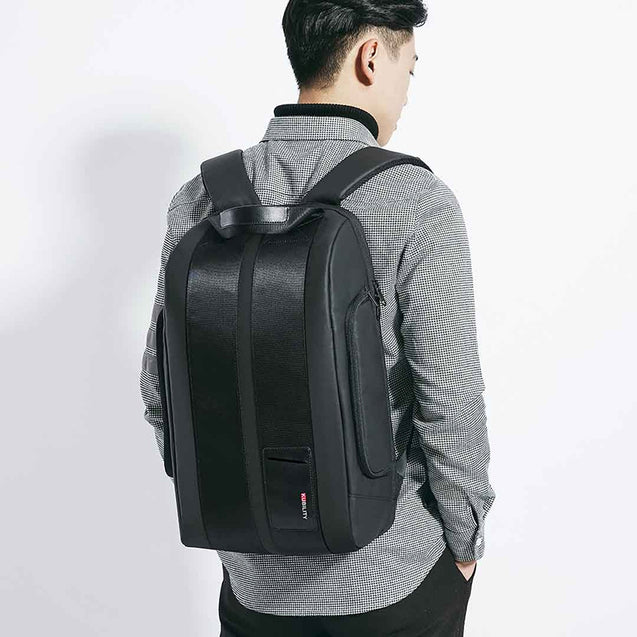Coupcou.com: Kubility Fashion Style Large-Capacity Shoulder Computer Bag 15.6-INCH Backpack