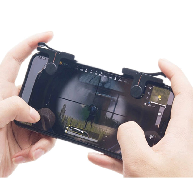 Coupcou.com: Mobile Phone Game Controller Fit for Android / iOS Phone Games