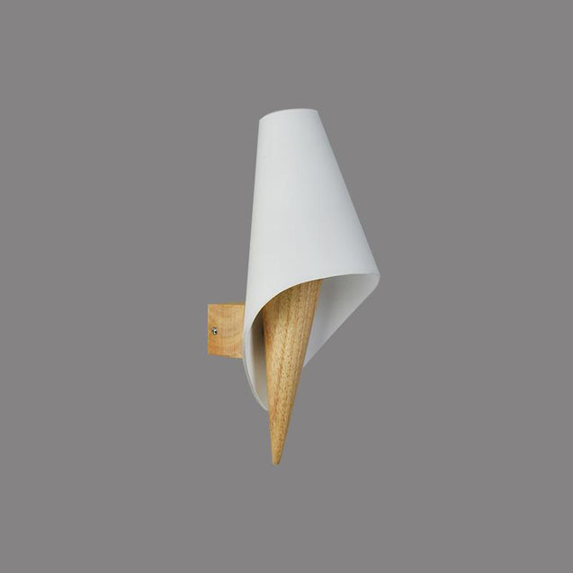 Coupcou.com: Modern Style Wall Lamp White Glass Indoor for Bedside Lamp Pathway Dining  Bedroom Living  Room