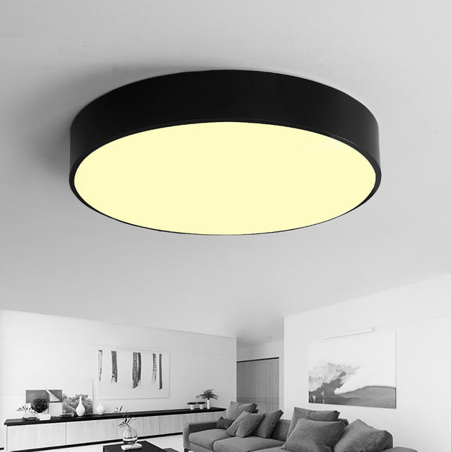 Coupcou.com: JX722 - 36W - 3S Tricolor Dimming Ceiling Light AC 220V