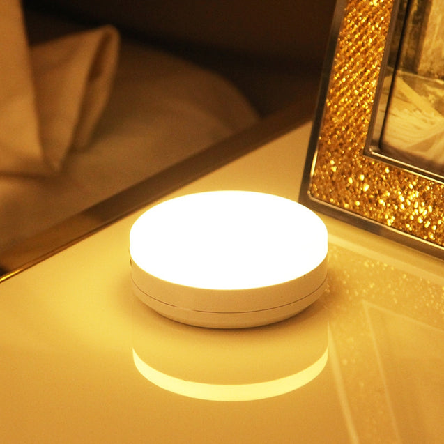 Coupcou.com: Night Light 360 Degree Rotating Human Body Induction LED Lamp