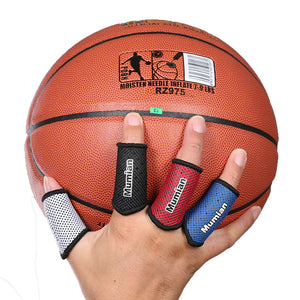 Coupcou.com: Mumian A71 Classic Sports Basketball Finger Sleeve Brace - 1 Pair
