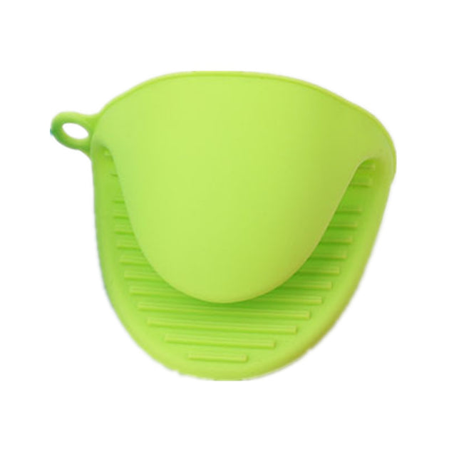 Coupcou.com: Heat Resistant Silicone Glove - Thicken Food Grade Silicone Anti-Hot Gloves Bowl