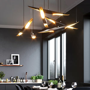 Coupcou.com: Single Head Adjustable Aluminum Pendant Light for Restaurant Bar
