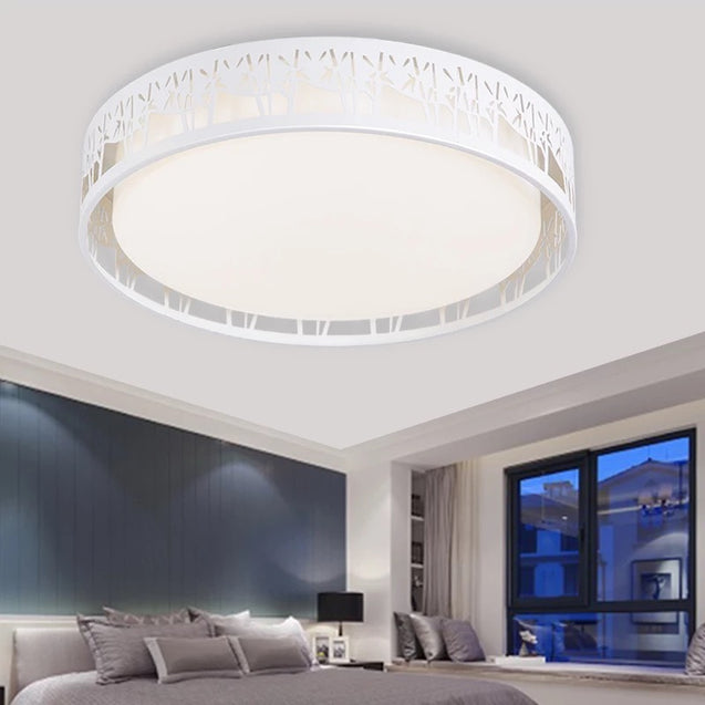 Coupcou.com: TX0006 - 30W - 3S  Three Color Conversion Simple Ceiling Light