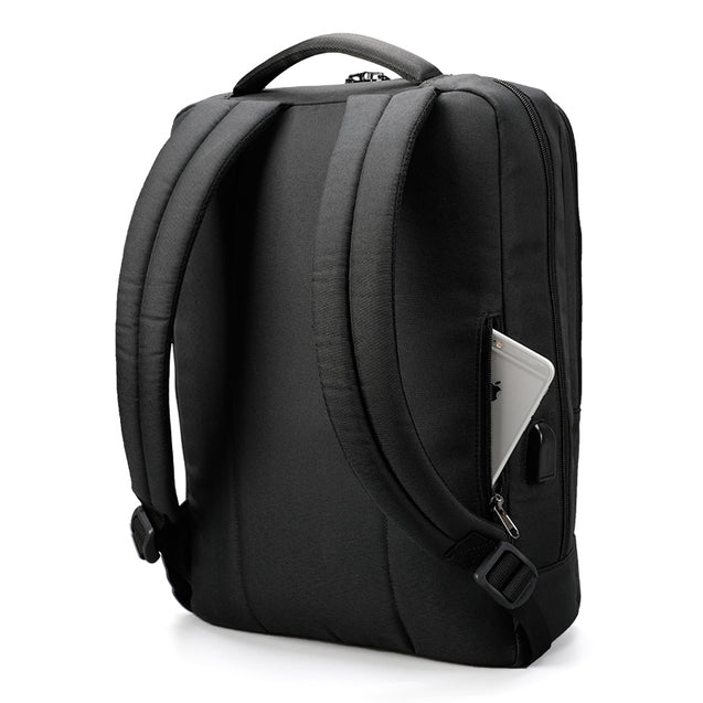 Coupcou.com: Tigernu Brand USB Charging Waterproof Anti-theft Laptop Backpack Business Backpack for Man T-B3331