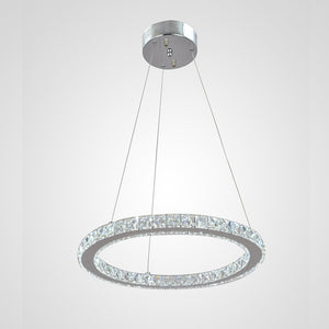 Coupcou.com: New Modern Clear K9 Crystal Pendant Lamp for Living Room Bedroom Indoor Lighting