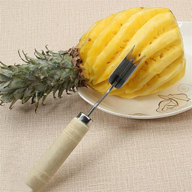 Coupcou.com: Portable Fruit Pineapple Peeler