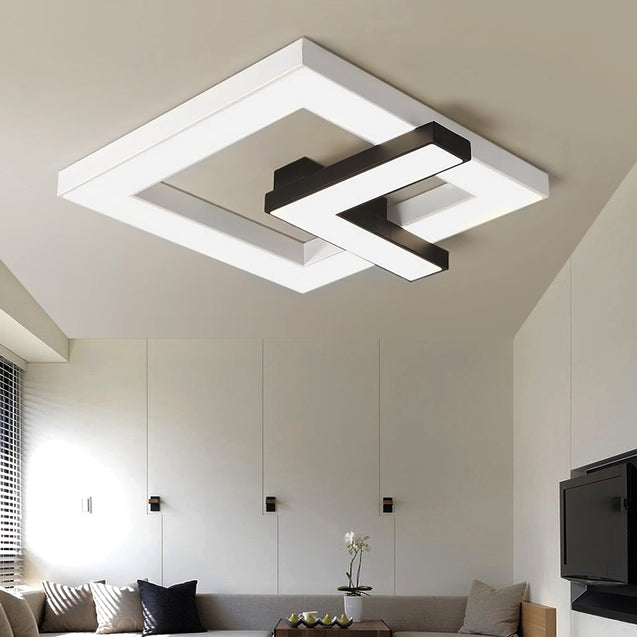 Coupcou.com: MY035 - 32W - W Cold White Ceiling Lamp AC 220V