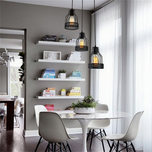 Coupcou.com: Nordic Iron Industry Vintage Home Decor Pendant Light Fixtures Restaurant DD-16