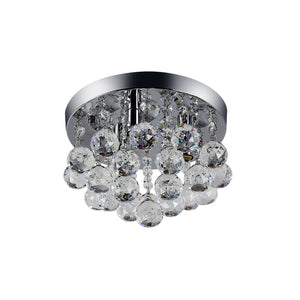 Coupcou.com: YX859 Crystal Ceiling Lamp AC 220V