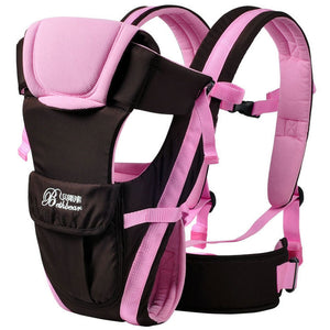 Coupcou.com: Bethbear Multipurpose Adjustable Buckle Mesh Wrap Baby Carrier Backpack