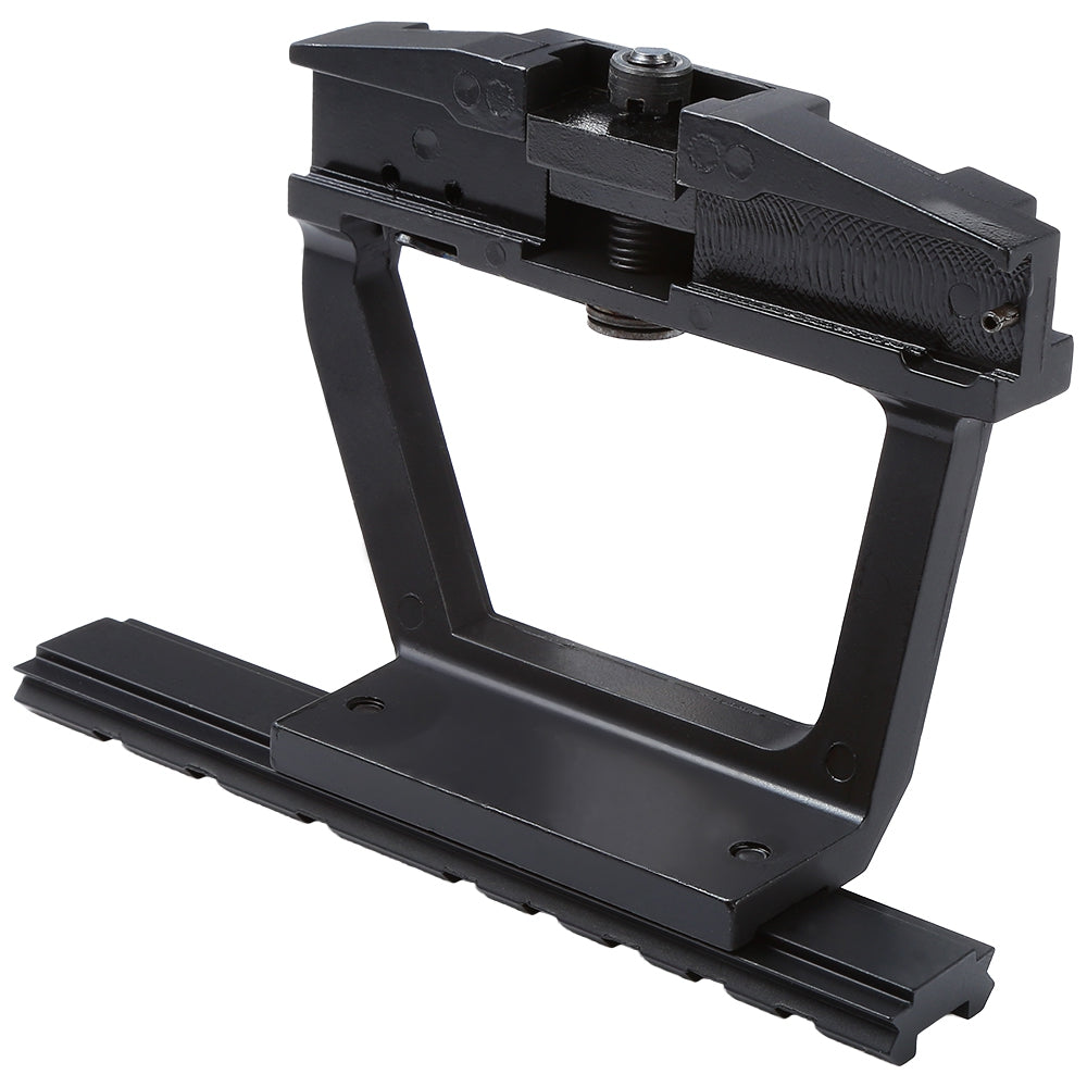 AK 74U Tactical Quick Release Aluminum Scope Side Rail Mount