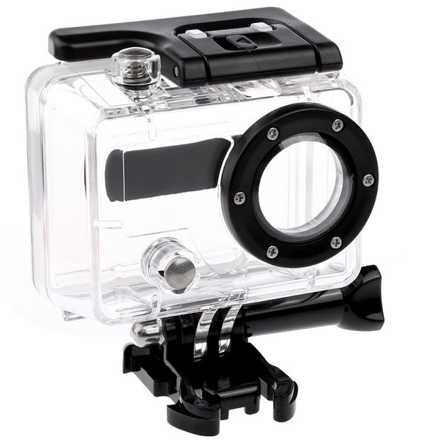 Coupcou.com: Original Dazzne KT-108 Action Camera Boating Surfing Accessory Kit for GoPro Hero 2 / Waterproof Housing Case Chest Belt Wrist Strip Floating Foam