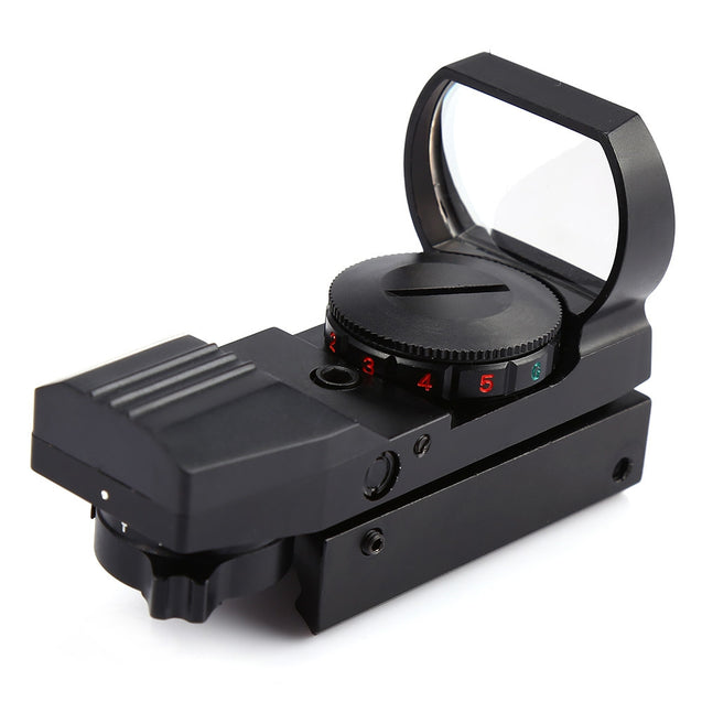 Coupcou.com: JH400 Holographic Electro Red Green Dot Sight Scope 11MM 11 x 22 x 33