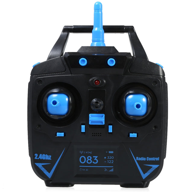 Coupcou.com: JJRC H98 2.4GHz 4CH RC Quadcopter Drone with 0.3MP Camera Headless Mode