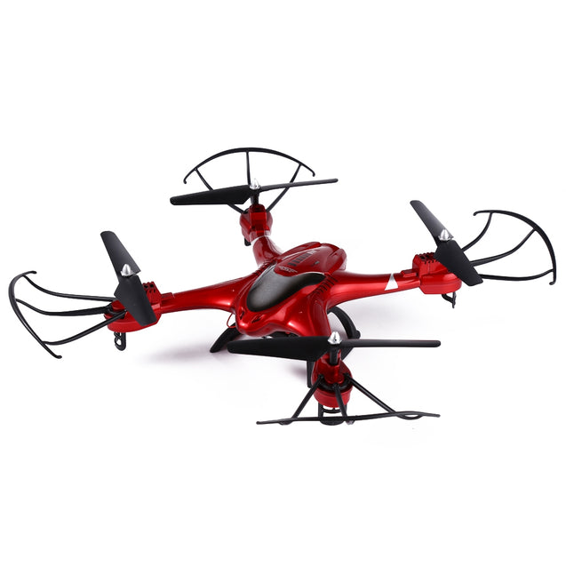 Coupcou.com: SJ X300 - 2CW 2.4GHz 4CH RC Quadcopter Drone WIFI Real-time Transmission with 0.3MP Camera