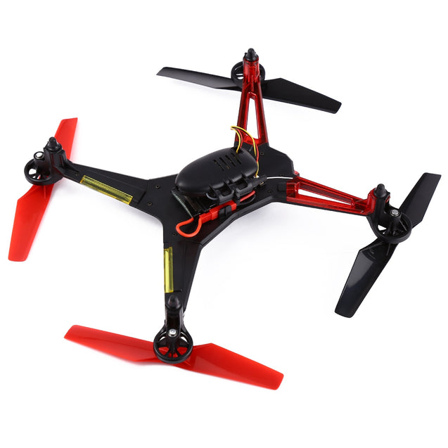 Coupcou.com: XK X250 - B WIFI FPV HD 720P CAM 2.4G 4 Channel 6-axis Gyro Remote Control Quadcopter
