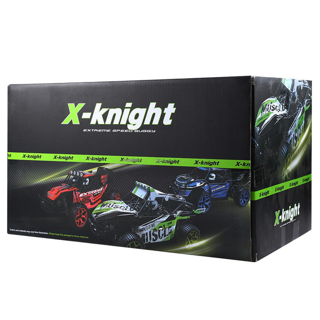 Coupcou.com: ZC RC X - Knight 333 - GS02B 4WD 1:18 High Speed Buggy