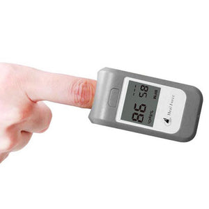 Coupcou.com: Heal Force PC-60B Oximeter Digital Fingertip Pulse Heart Rate Tester