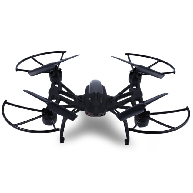 Coupcou.com: JXD 509W WiFi FPV / APP Control 480P Camera 2.4G 4 Channel 6 Axis Gyro Quadcopter One Key Automatic Return