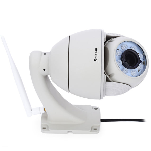 Coupcou.com: SRICAM SP008 960P H.264 WiFi IP Camera P2P Outdoor Security Cam