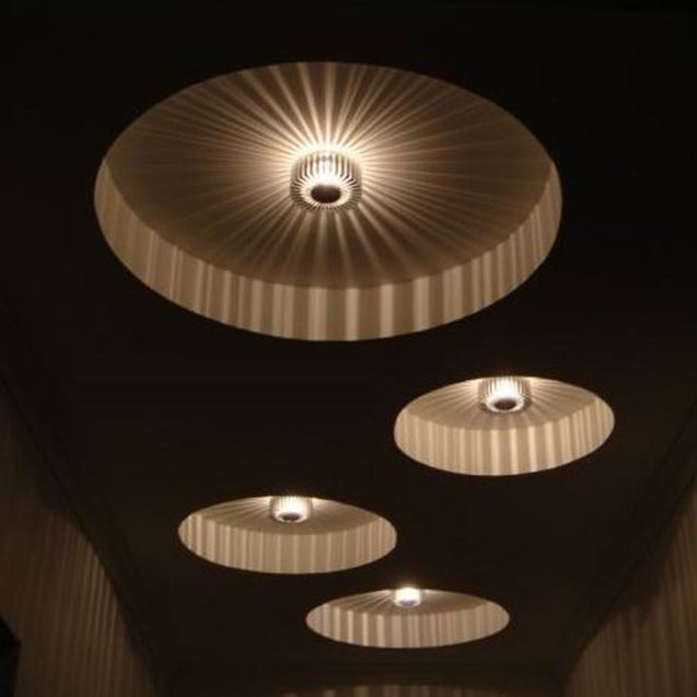 Coupcou.com: 3W Creative Flush Mounted LED Ceiling Lights Home Hall Walkway Porch Decor Lamp