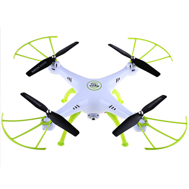 Coupcou.com: Syma X5HC HD 2MP CAM 2.4GHz 4CH 6 Axis Gyro Quadcopter RTF
