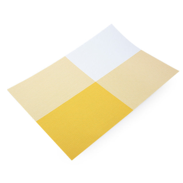 Coupcou.com: Non-slip Insulation PVC Coffee Coaster Placemat Kitchen Tool Tableware Pad