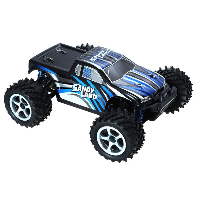 Coupcou.com: LBtoys LB85 1 / 18 Full Scale 4WD 2.4GHz High Speed Remote Control Car RTR