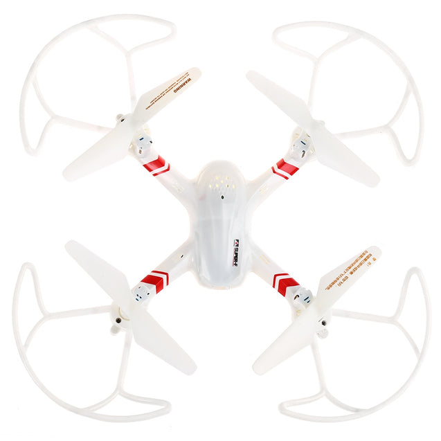 Coupcou.com: Mould King 33043 SUPER - F 2.4GHz 4CH 6 Axis Gyro RC Quadcopter 3D Rollover