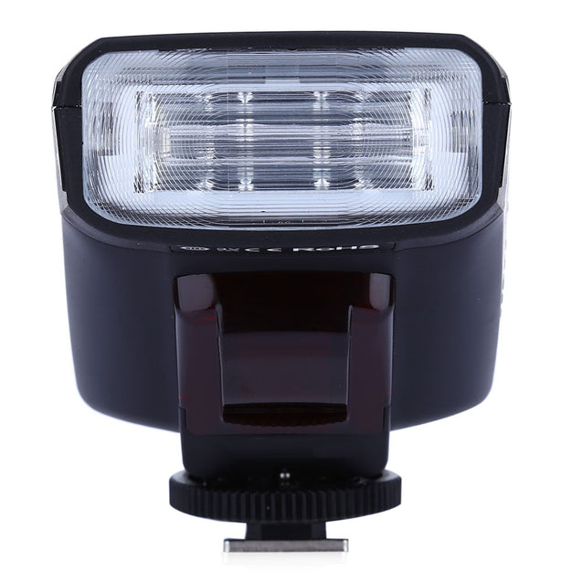 Coupcou.com: VILTROX JY - 610NII Mini TTL LCD Flash Speedlite Light for Nikon D700 D800 D810 D3100 D3200 D5200 D5300 D7000 D7200 DSLR Camera