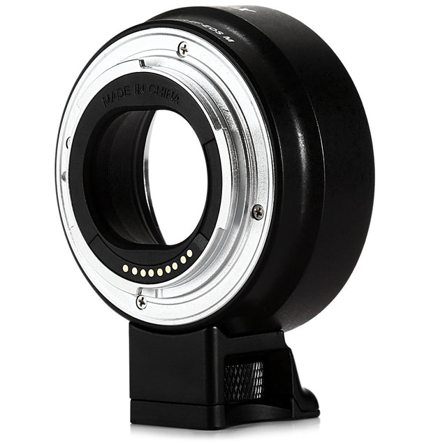 Coupcou.com: Viltrox EF - EOS M AF Auto Focus Mount Adapter for Canon EF-M Camera to EF Lenses with Tripod
