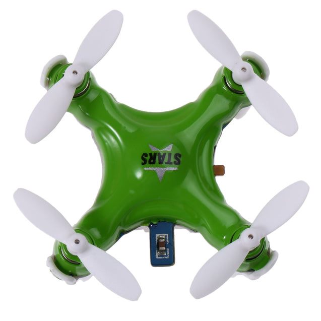 Coupcou.com: CX - STARS 2.4G 4CH 6-Axis Gyro RTF Remote Control Mini Quadcopter Aircraft Toy