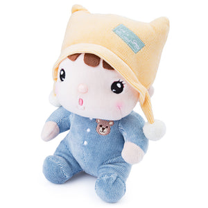 Coupcou.com: Metoo Sweet Cartoon Animal Design Stuffed Babies Plush Toy Doll for Kids Birthday / Christmas Gift