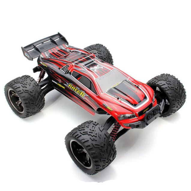 Coupcou.com: 9116 1/12 Scale 2.4G 4CH RC Car Toy 2-wheel Drive Electric Racing Truck