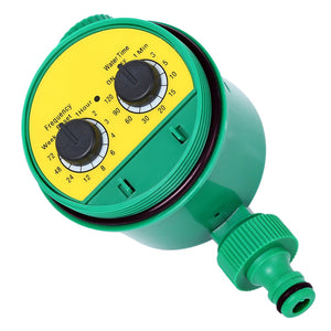 Coupcou.com: Intelligent Irrigation Timer Controller Household Sprinkler Garden Supplies